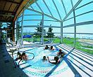 Wellness weekend at Lake Balaton with panoramic view in Hotel Marina Port