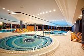 Swimming pool in Greenfield spa thermal hotel - wellness treatments in Bukfurdo - thermal water and medical treatments in Bukfurdo