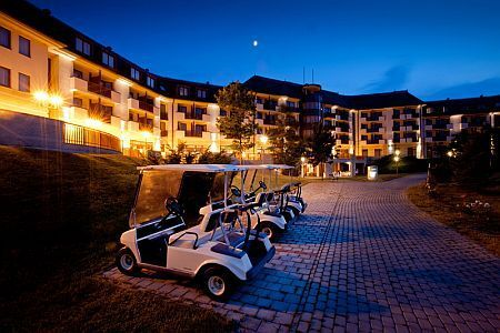 Golf Club in Bukfurdo - golf course in Bukfurdo - special conditions to the guests of Greenfield Golf Spa Resort