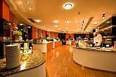 Lotus Therme Hotel and Spa***** - Restaurant of the discount luxus hotel in Heviz