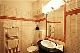 Hotel Irottko Koszeg - hotel in the historical town - bathroom of the hotel
