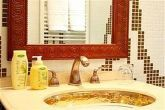 Last Minute offers in Amira Hotel Heviz - bathroom of the 4-star hotel
