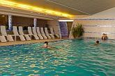 Swimming pool of Hotel Zenit Vonyarcvashegy for a romantic wellness weekend