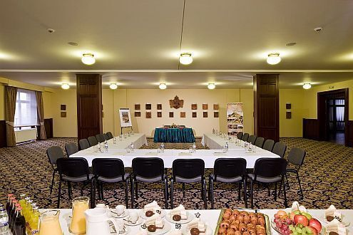 Conference room and event room in Sumeg for business meetings