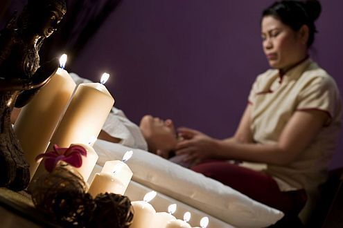 Wellness services in the Hotel Kapitany - Thai massage in the Hotel Kapitany Sumeg