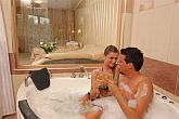 Room with jacuzzi in Hotel Mendan Zalakaros in an exclusive area