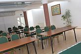 Conference and events room in Heviz with capacity up to 200 people