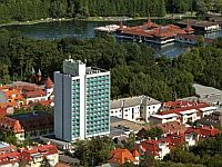 Hotel Panorama Heviz - Hunguest Hotel Panorama in Heviz at discount prices with half board