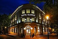 Grand Hotel Glorius with direct access to Hagymatikum, one of the most beautiful baths in Hungary.